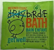 Get Well Green - Dirtie Birdie Organic Bath Salts - Sachet 50g